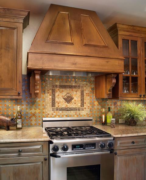 Tucson, AZ - Whole House Remodel. Kitchen Remodel. Backsplash Design. Hood. Appliances.