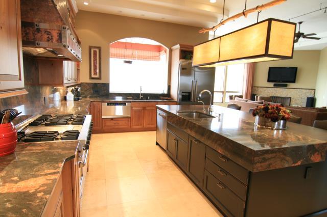 Tucson, AZ - Kitchen Remodel. Pima Canyon. Granite Countertops.