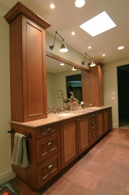 Tucson, AZ - Master Bathroom Remodel. Granite Countertops. Pima Canyon.