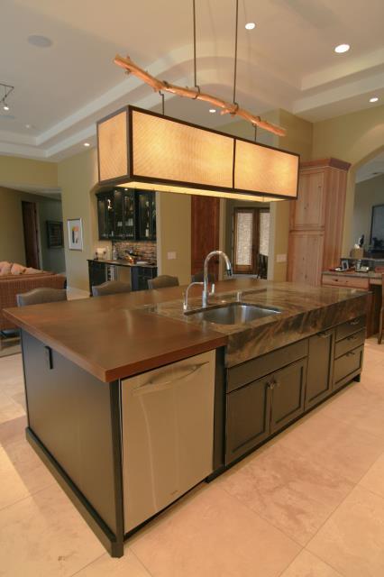 Tucson, AZ - Kitchen Remodel. Pima Canyon. Granite Countertops. Kitchen Island. Appliances. Whole House Remodel.
