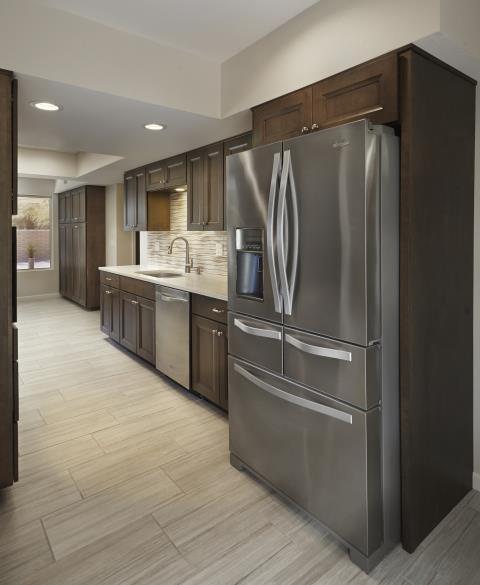 Tucson, AZ - Kitchen Remodel. Whole House Remodel. Appliances. Granite Countertops. Wellborn Cabinets.