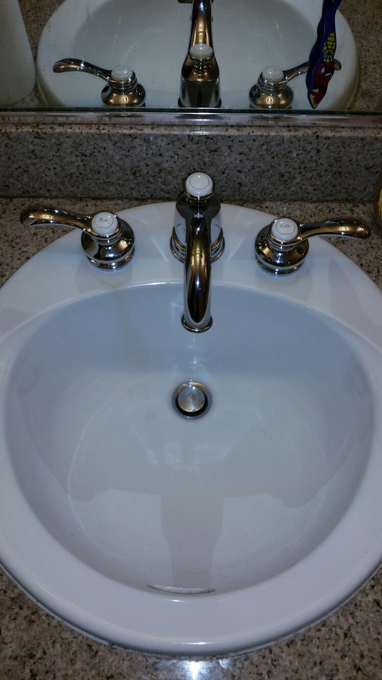 Scotts Valley, CA - Expert Plumbing - Installed customer supplied bathroom