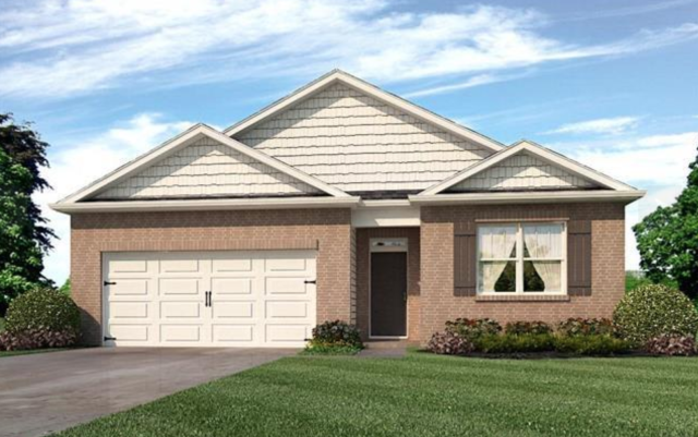 New home construction in Milton, FL.  Sold to a military family stationed at Pensacola NAS.  This 4 bedroom, 2 bath home features luxury vinyl plank floors throughout and an open floor plan.  I am a real estate agent that specializes in being a sellers agent, buyers agent, and military relocation professional.