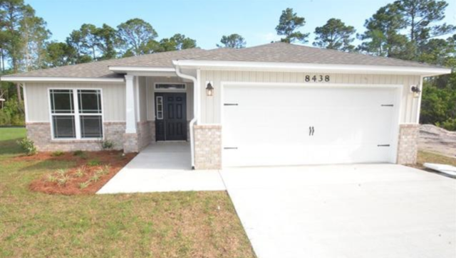 New home construction in Gulf Breeze.  This 3 bedroom, 2 bath home is located in the desirable area of Gulf Breeze, FL convenient to Pensacola Beach and Navarre Beach, shopping, dining, and A+ schools.  Home buyers and home sellers, Call me your expert Pensacola Realtor to get excellent service and the most for your dollar.