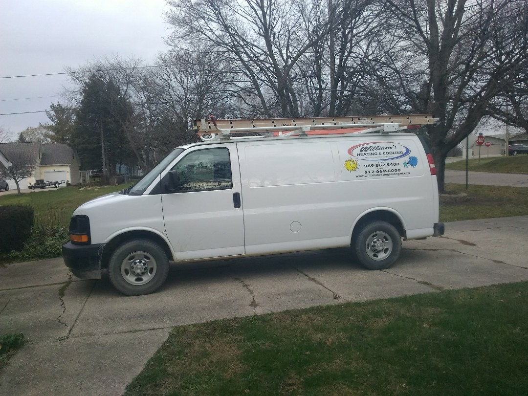 Ovid, MI - Duct Cleaning.