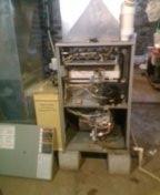 Elsie, MI - Noisy furnace