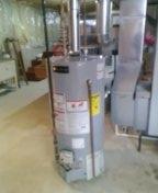 DeWitt, MI - New water heater