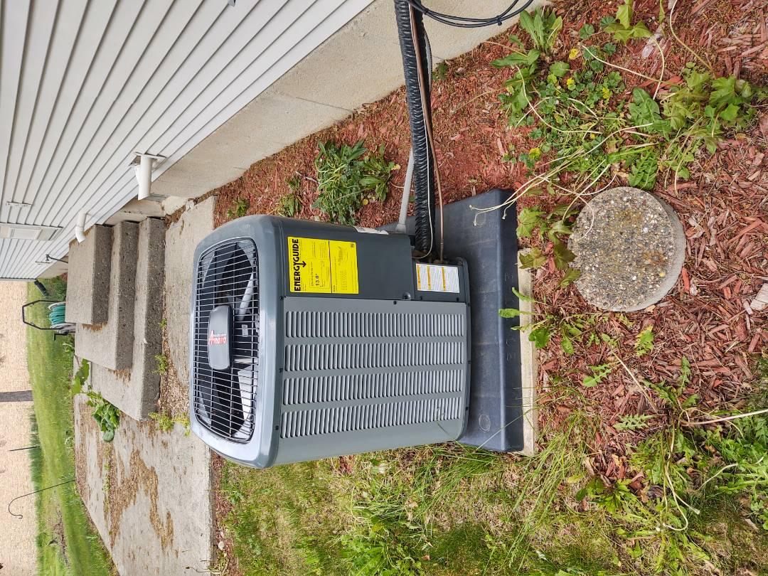 Elsie, MI - Air-conditioning tune-up