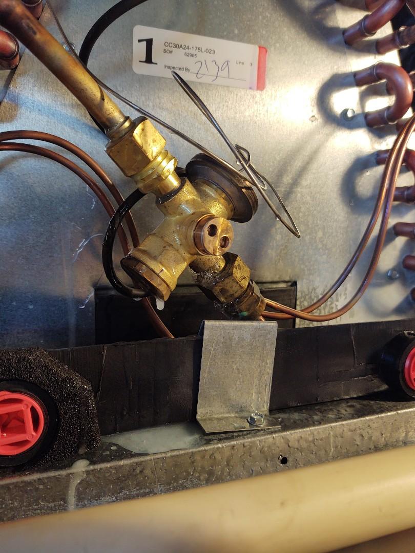 Saint Johns, MI - AC leak repair