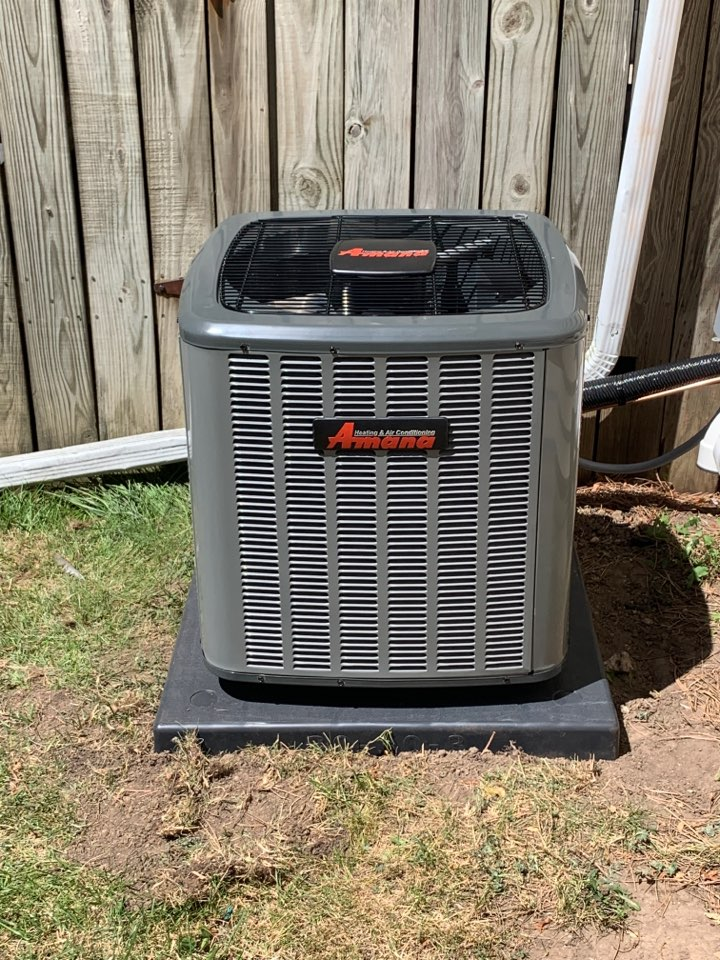 Saint Johns, MI - Furnace and air conditioning instal