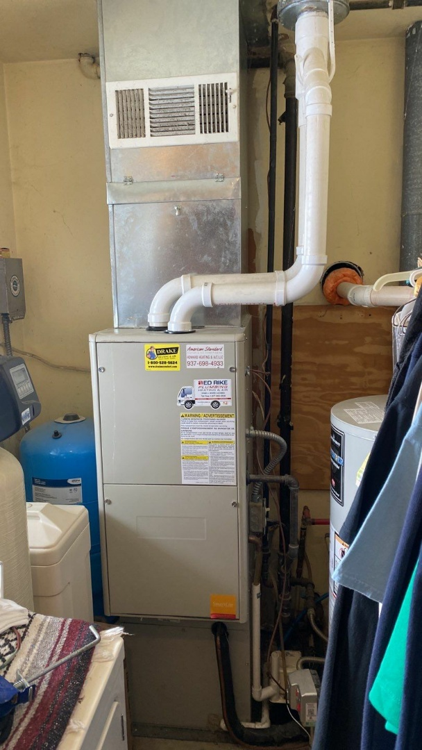 Service call on Westinghouse gas furnace