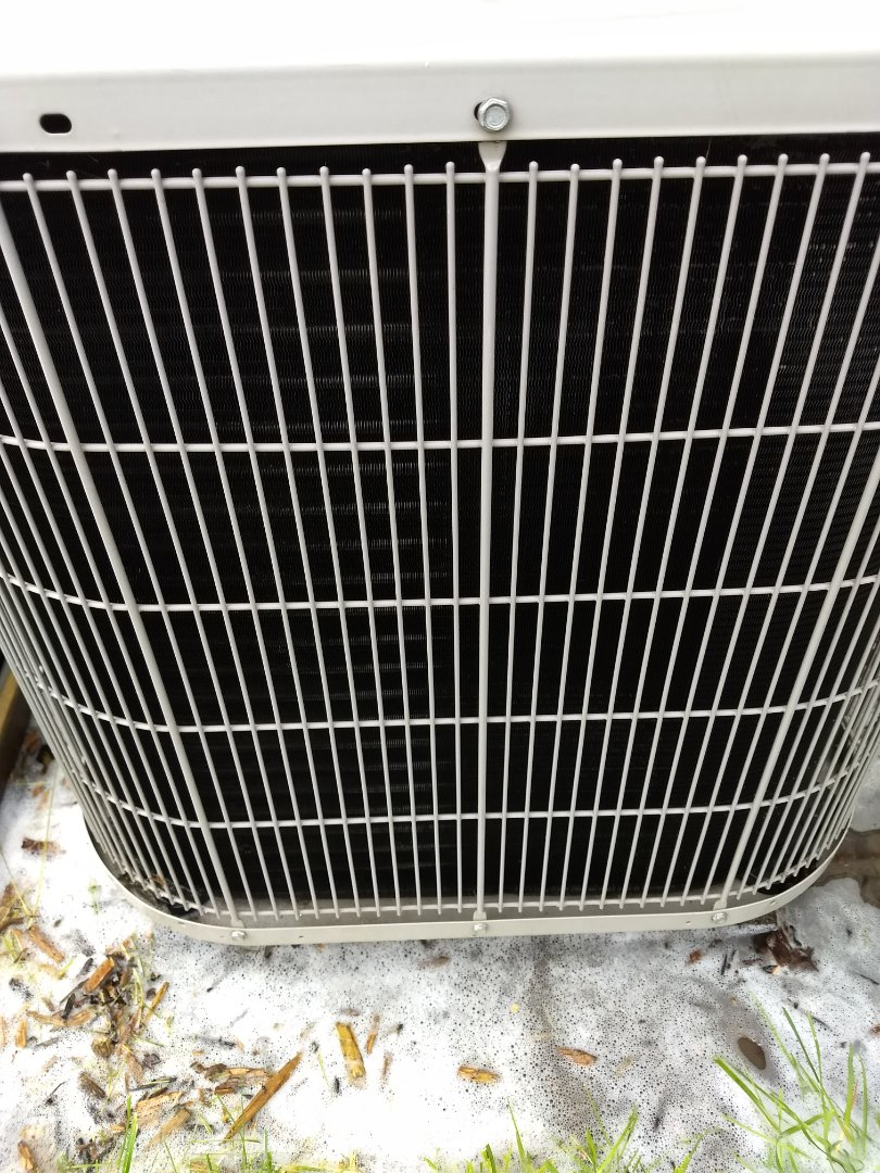 Carmel, IN - Ac clean and service