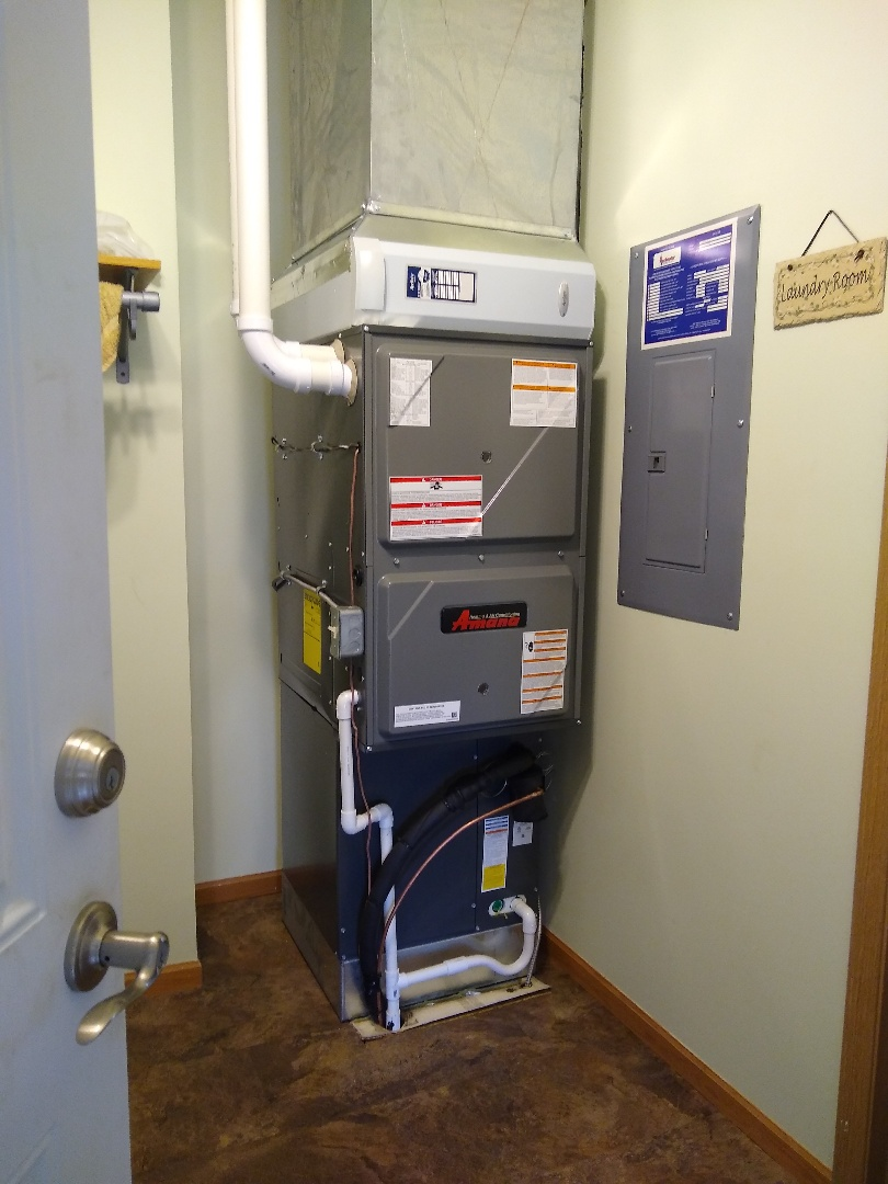 Furnace & Air Conditioning Replacement
