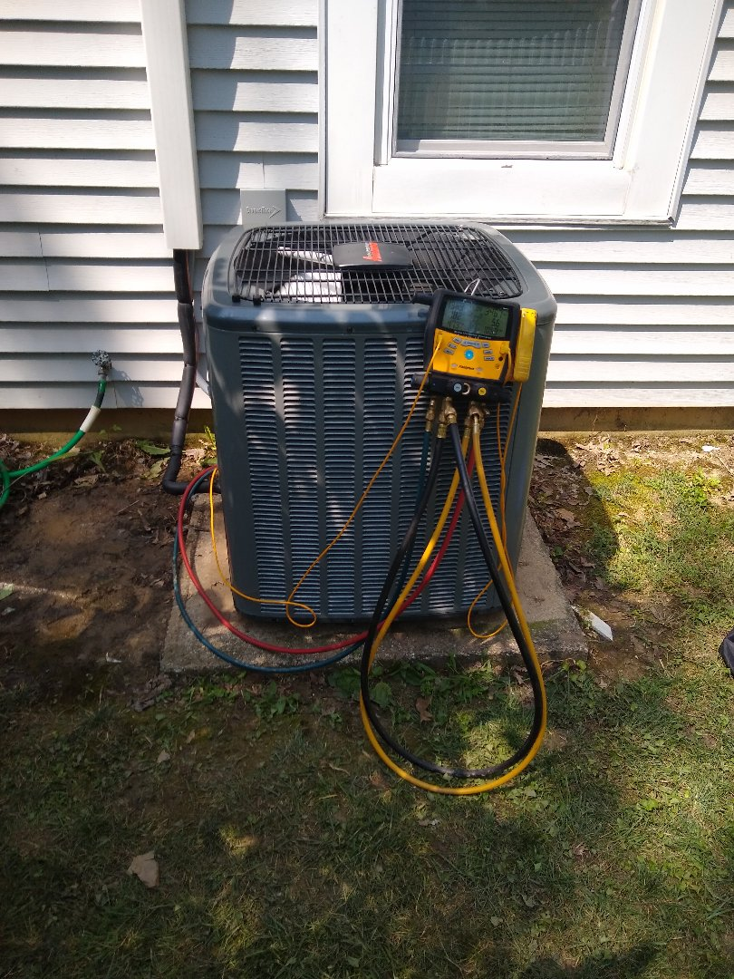 Greenfield, IN - Air Conditioner Replacement