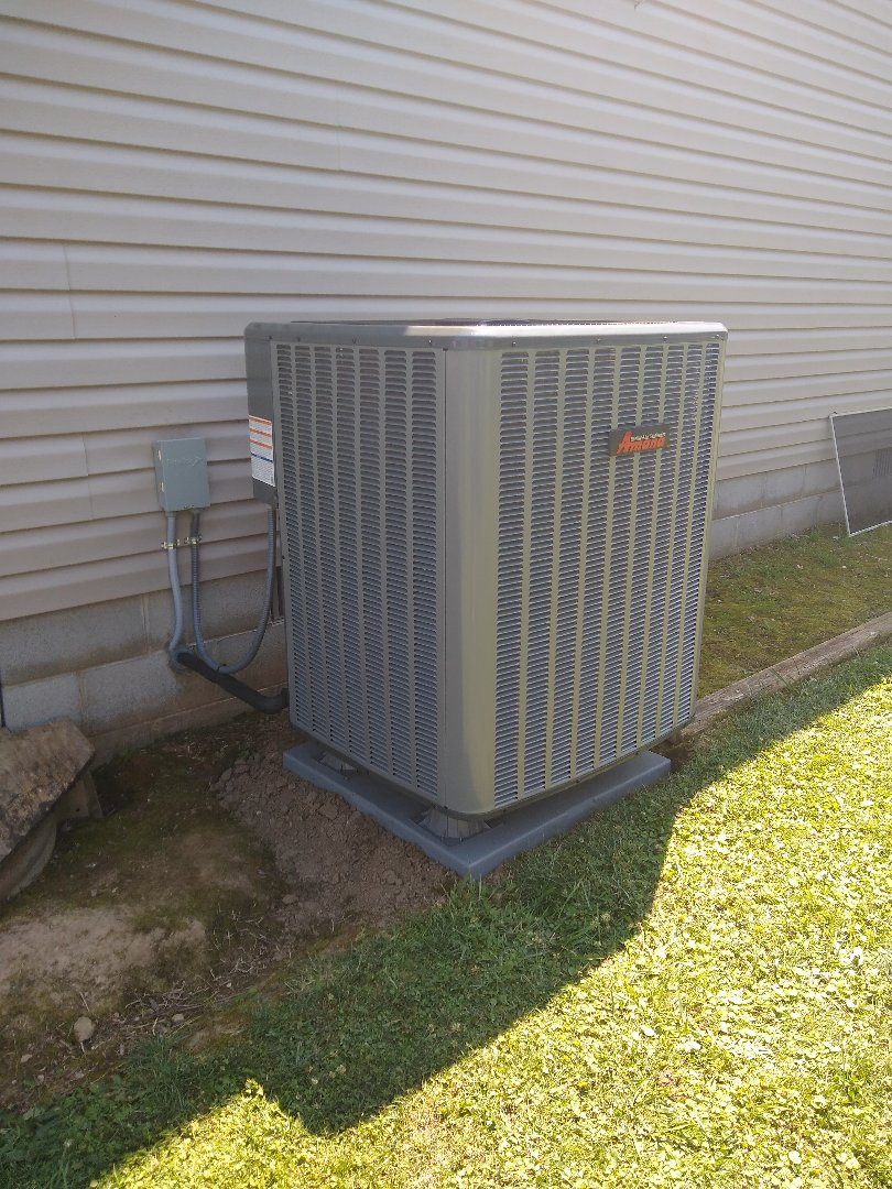 Dunreith, IN - Air Conditioner replacement