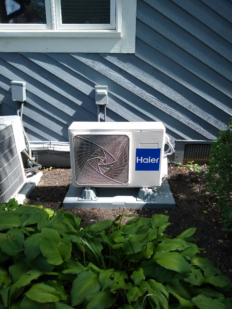 Noblesville, IN - Installing mini split/ductless system