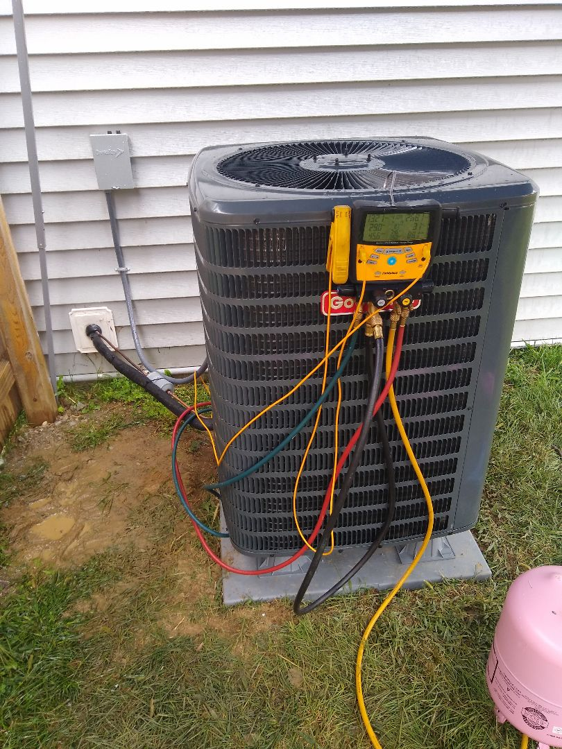 Indianapolis, IN - Heat pump replacement