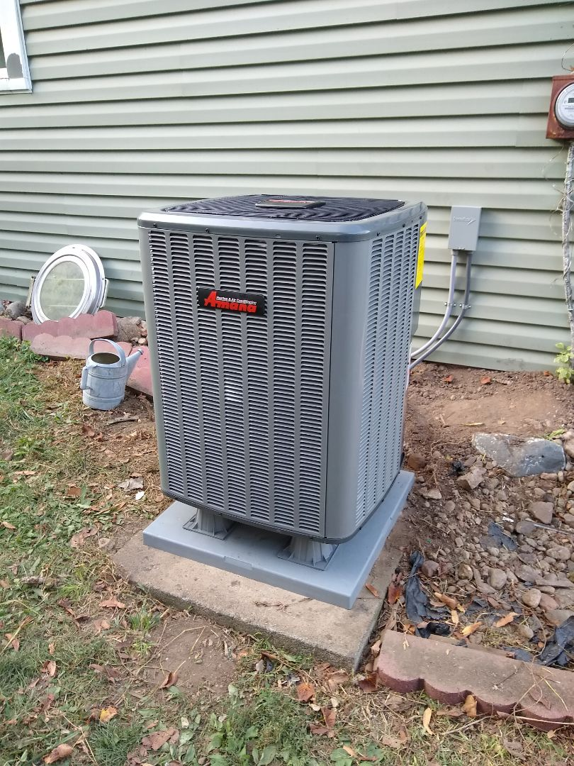 Greensboro, IN - Furnace and air Conditioner Replacement