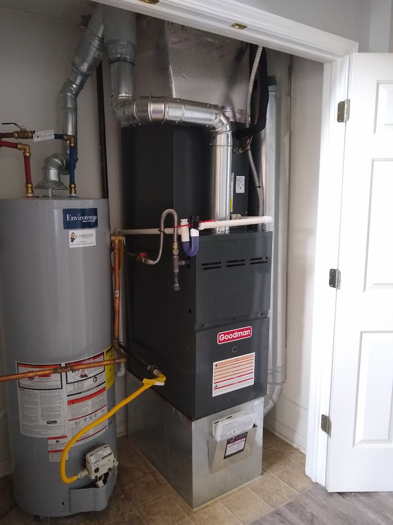 Furnace & evap coil replacement