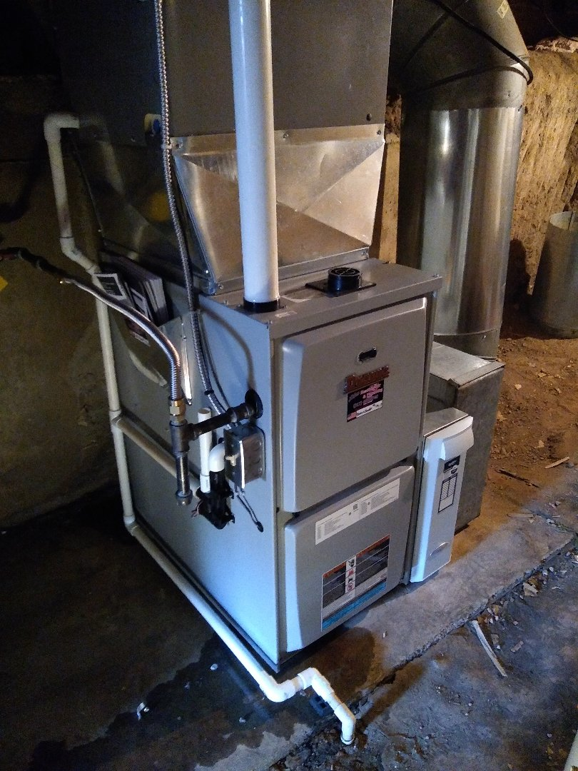 Knightstown, IN - Furnace replacement