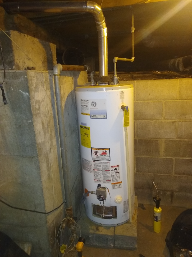 Knightstown, IN - Water heater not staying lit