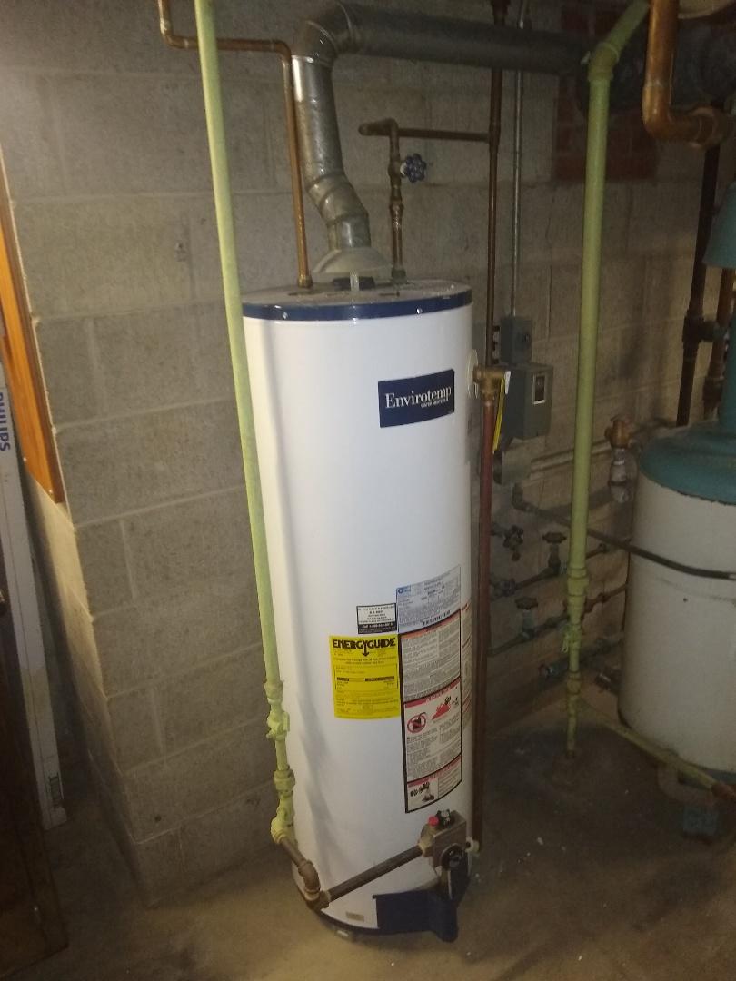 Water heater not heating