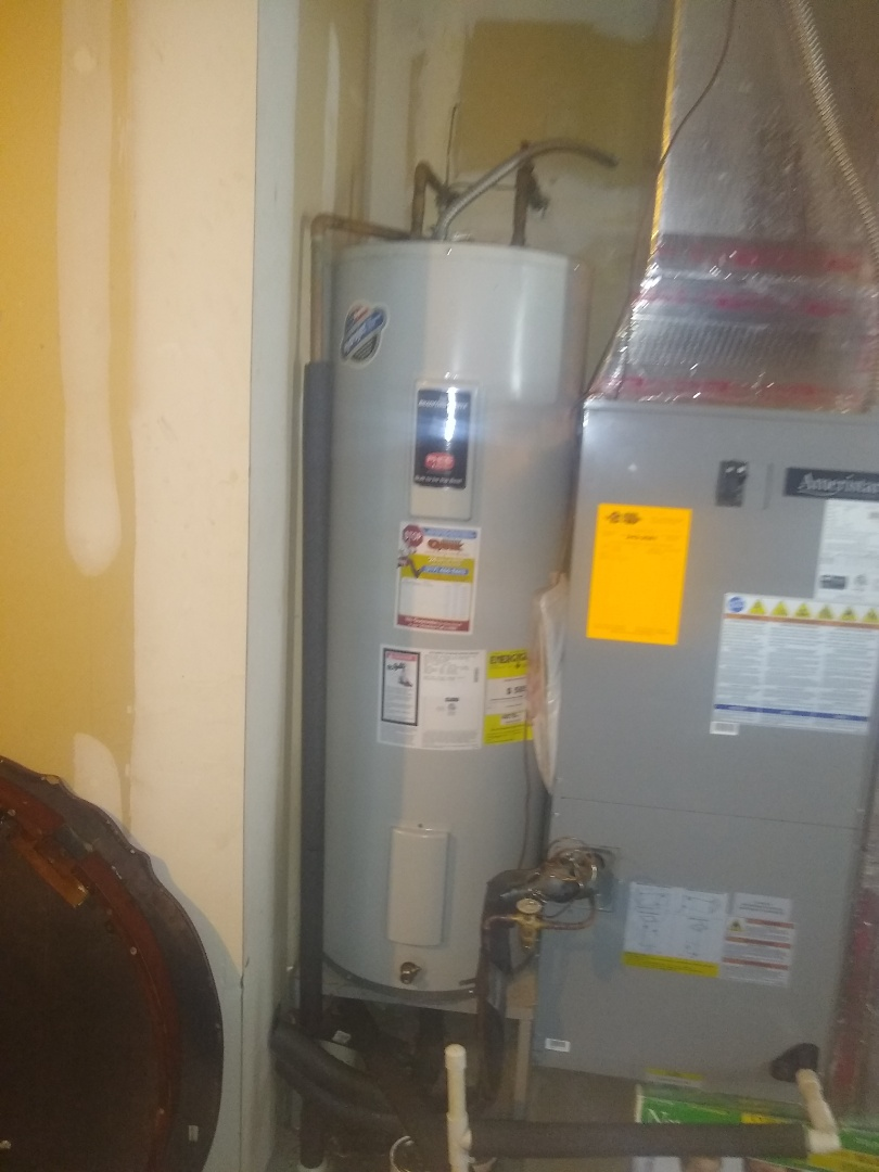 Water heater not heating up