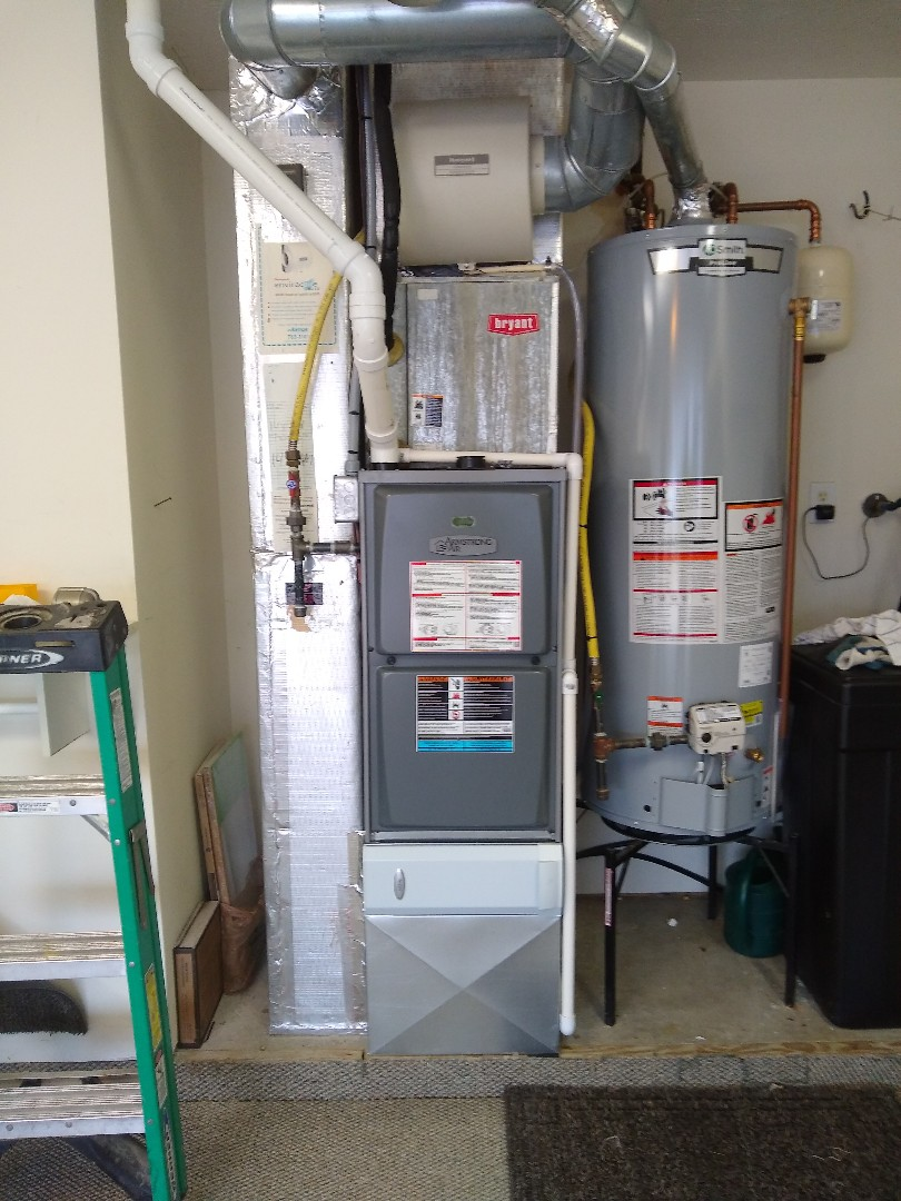 Greenfield, IN - Furnace replacement