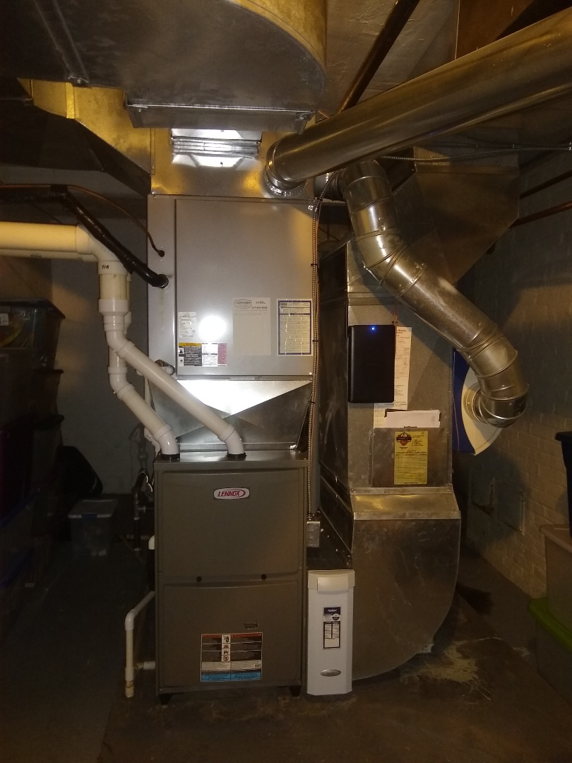 Indianapolis, IN - Furnace replacement