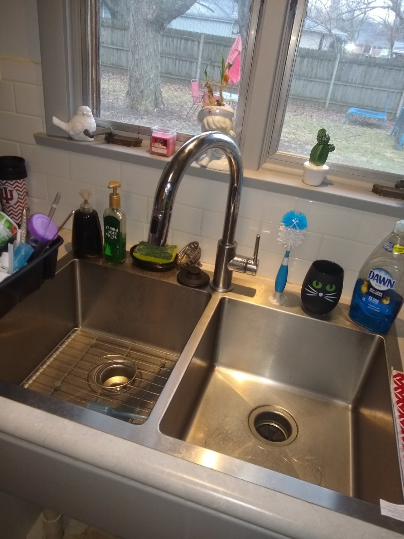 Faucet not working