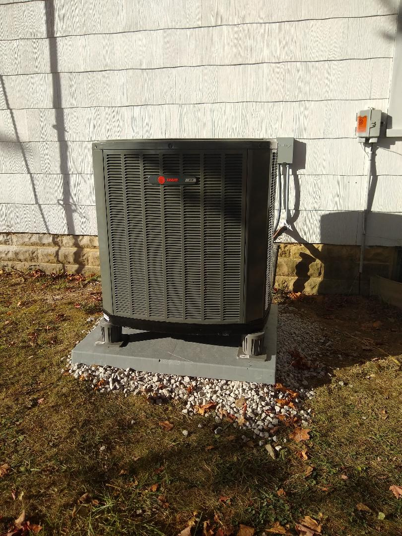 Daleville, IN - Furnace and heat pump replacement