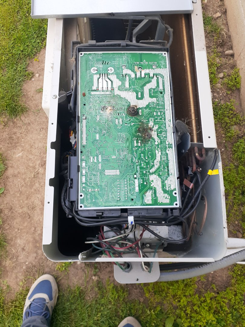 Wilkinson, IN - Air conditioner not working