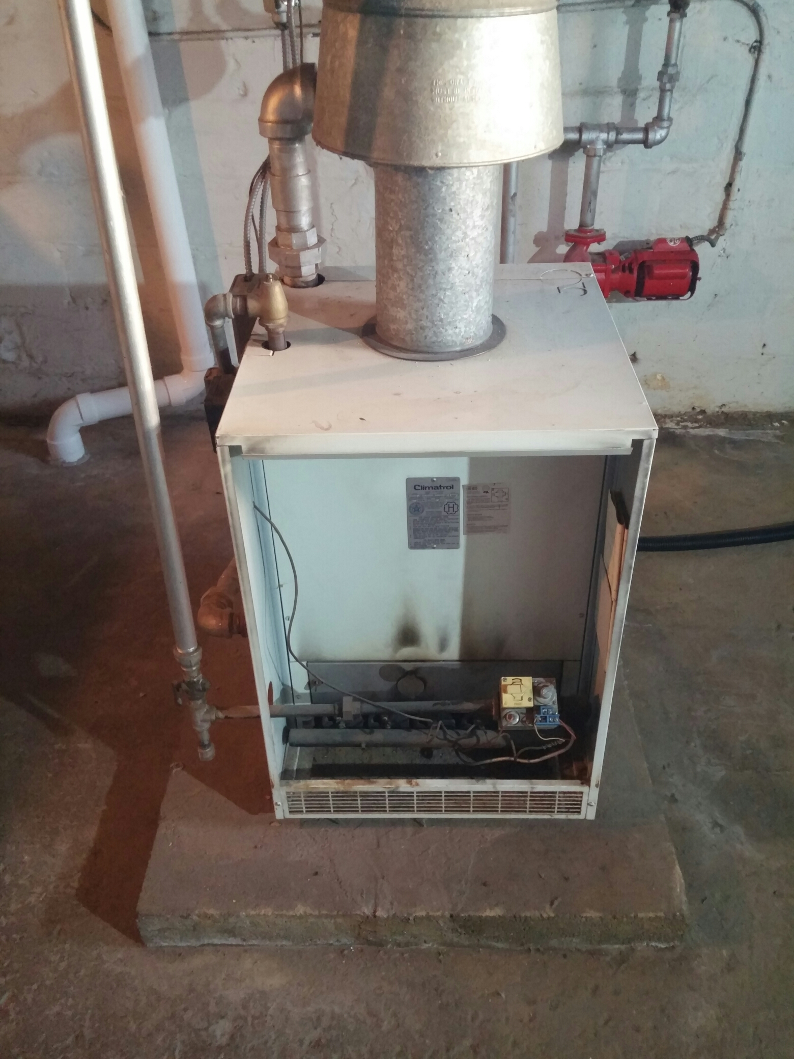 Beech Grove, IN - Boiler repair fix boiler wells