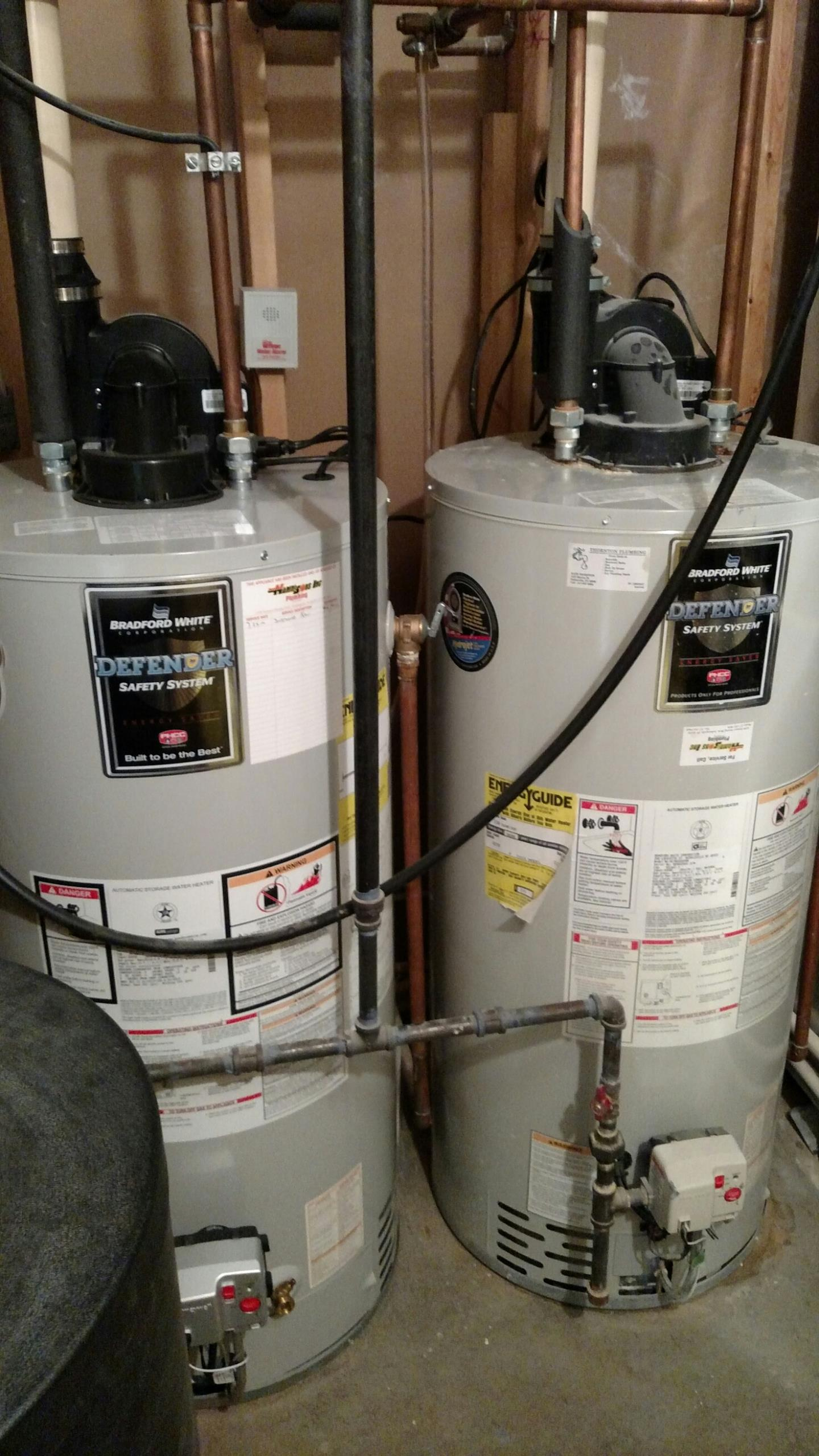 Zionsville, IN - Water Heater repair