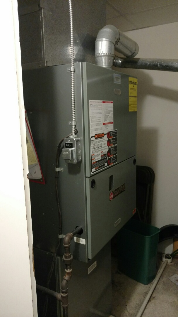 Rheem gas furnace repair maintenance