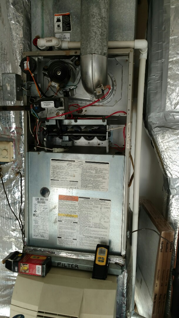 Westfield, IN - Bryant gas furnace maintenance