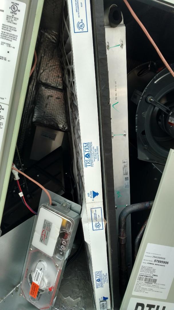 Westfield, IN - Rooftop unit maintenance. Roof top unit repair