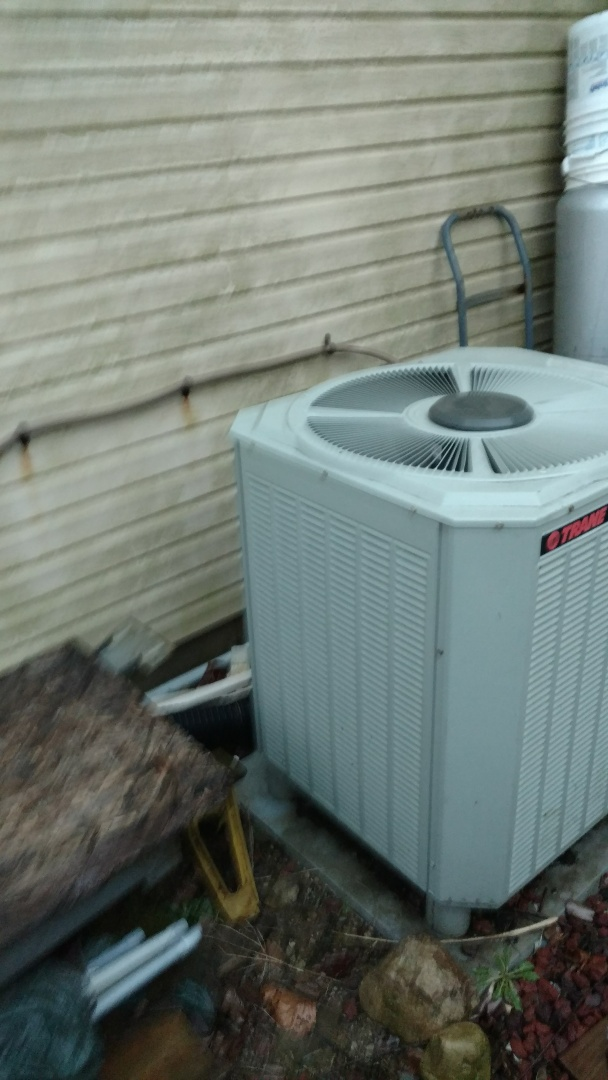Westfield, IN - Trane ac repair maintenance service