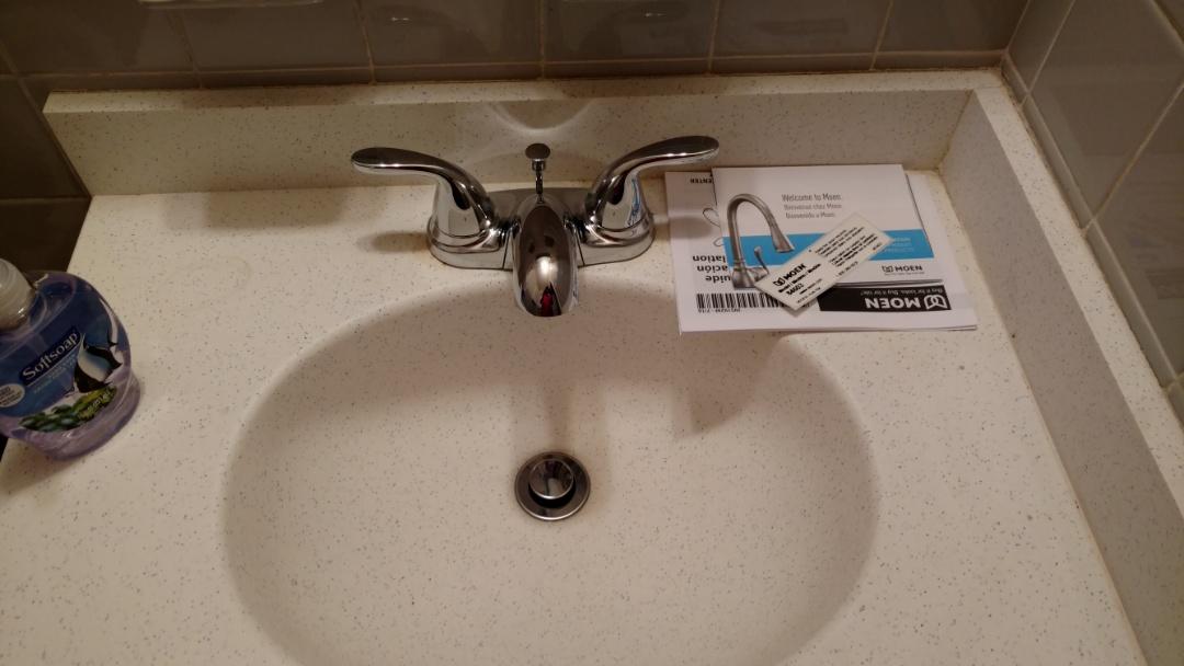 Knightstown, IN - Replace sink repair sink sink clogged up new vanity new Plumbing plumber needed