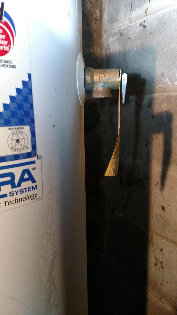 Knightstown, IN - Water heater repsir
