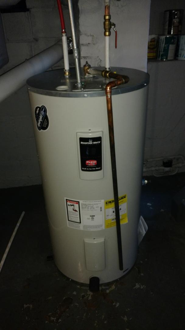 Carmel, IN - Water Heater