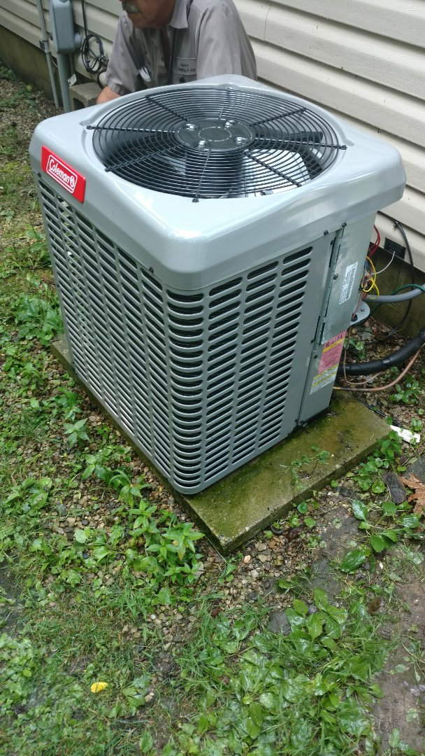 Knightstown, IN - AC Cleaning