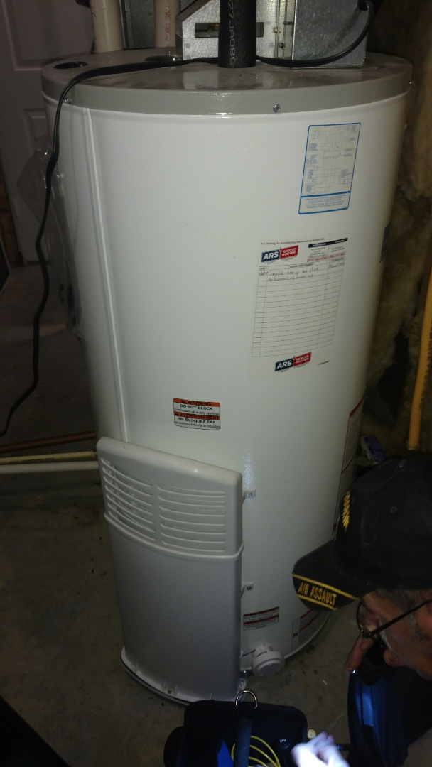 McCordsville, IN - Water Heater