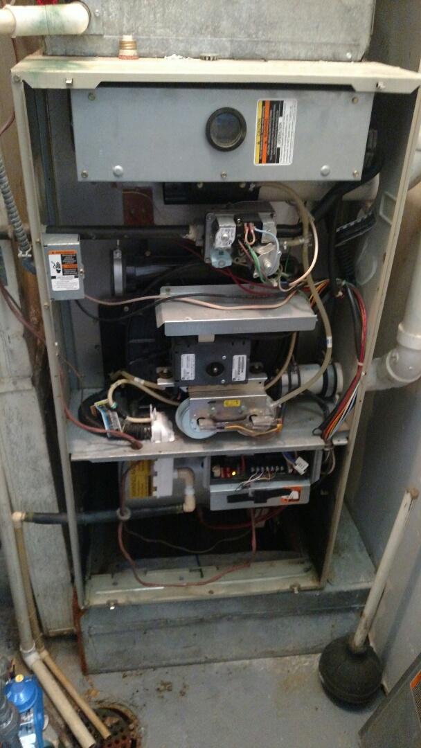 Carmel, IN - Furnace repair