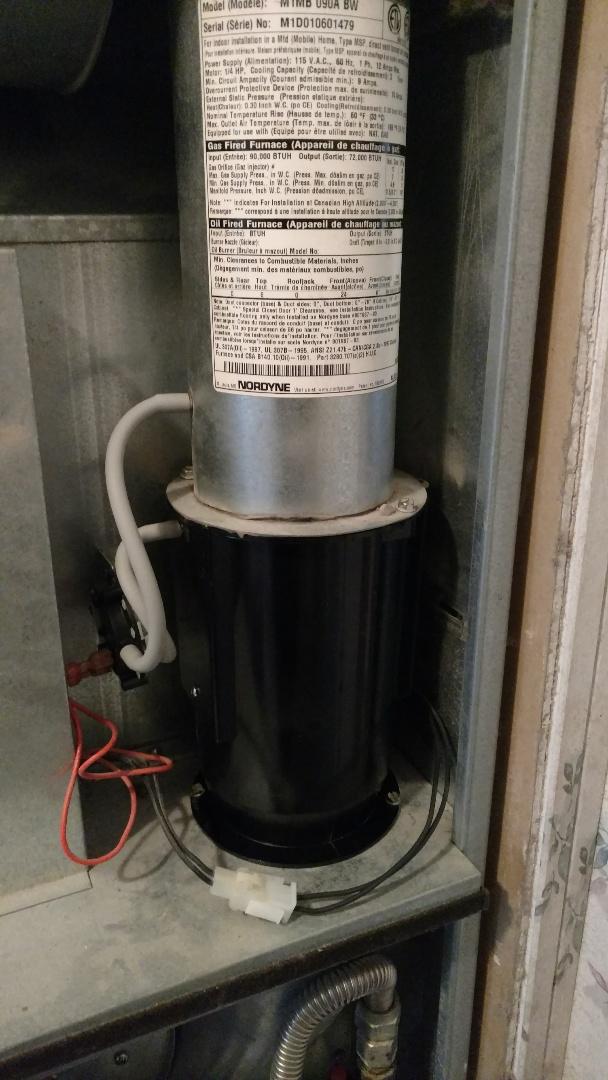 Pendleton, IN - Heating not working