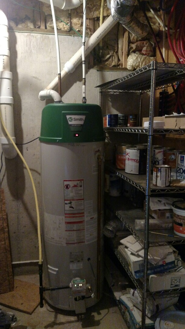 Fortville, IN - Water heater repair