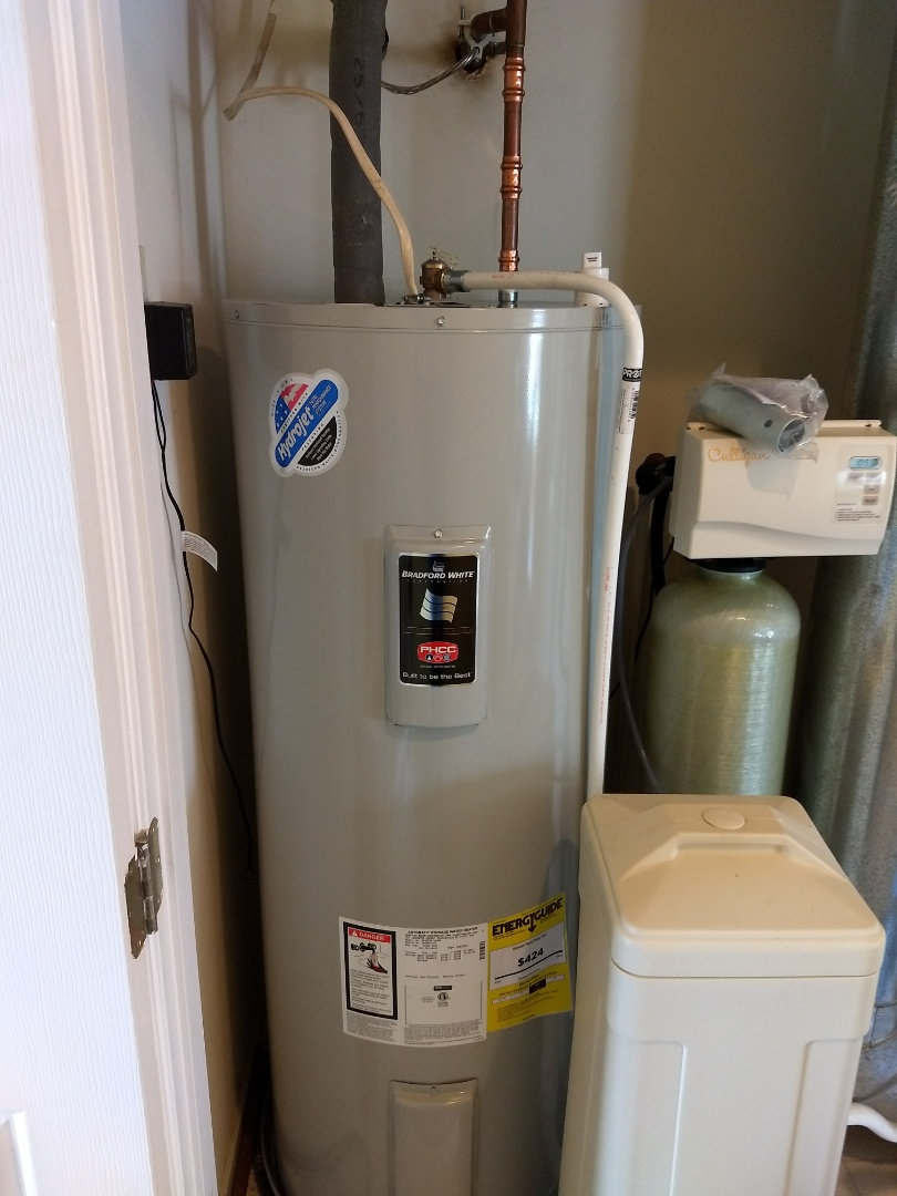 Noblesville, IN - Replace 50 gallon water heater