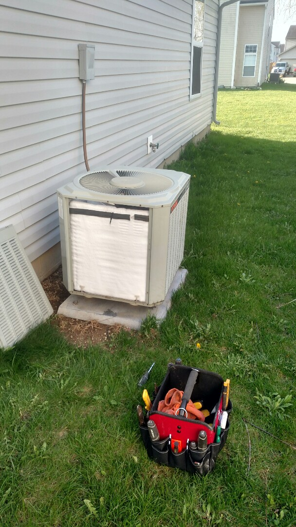 Indianapolis, IN - Heat pump service