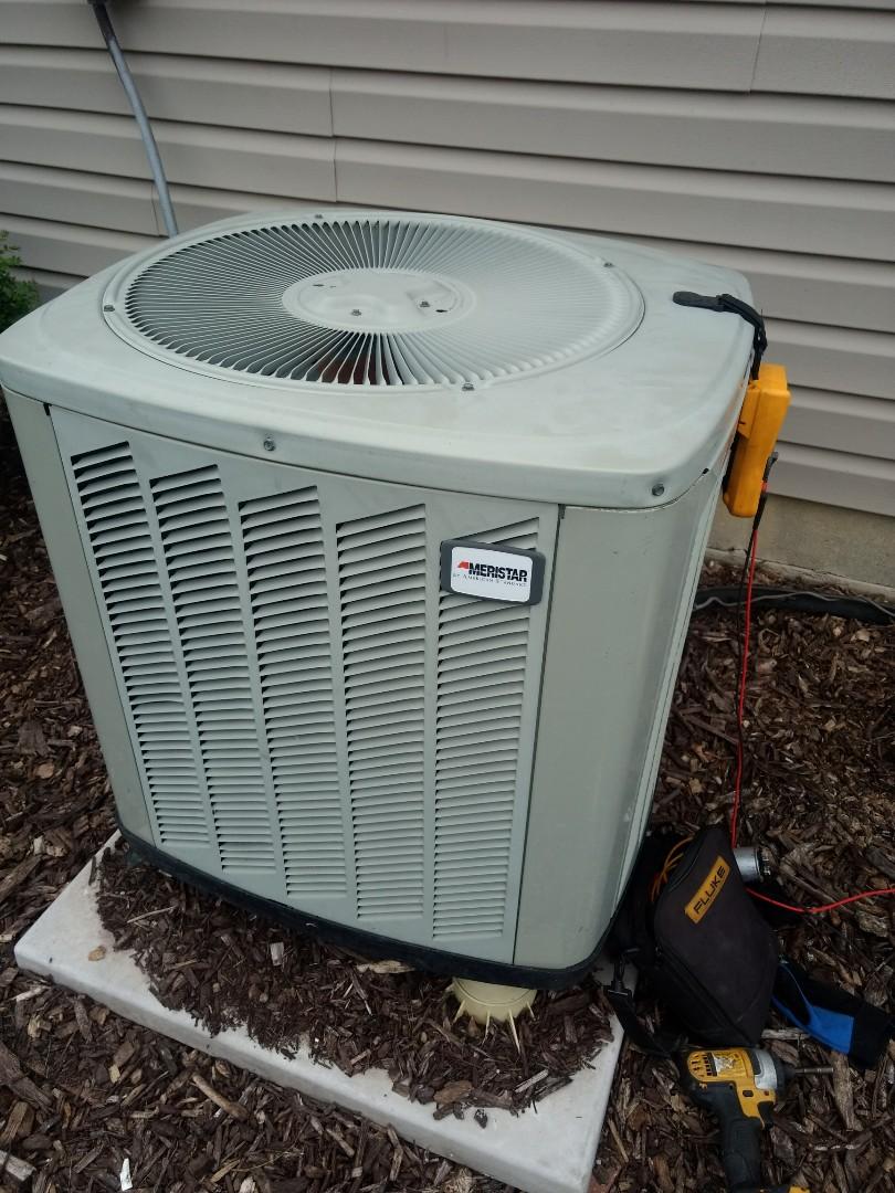 Greenfield, IN - Servicing American standard heat pump
