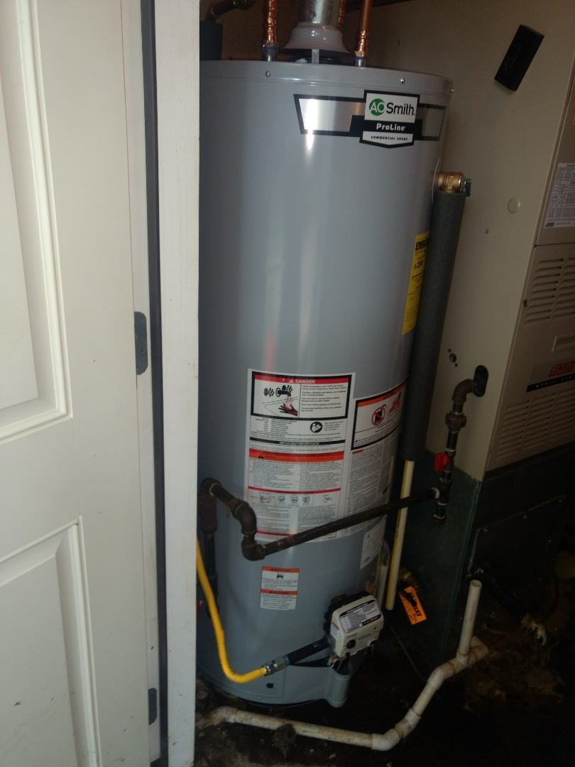 Indianapolis, IN - Plumber needed. Replacing water heater